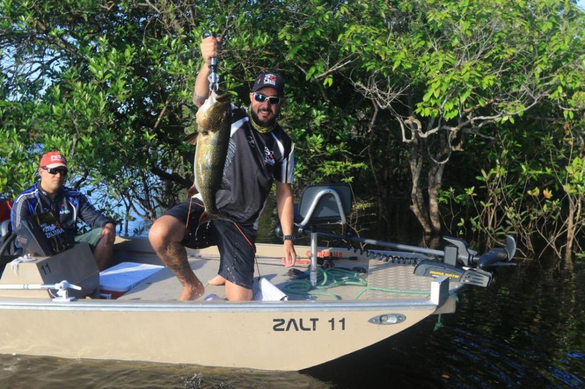 Cresce emissão de Certificado de Registro de Pesca no Amazonas
